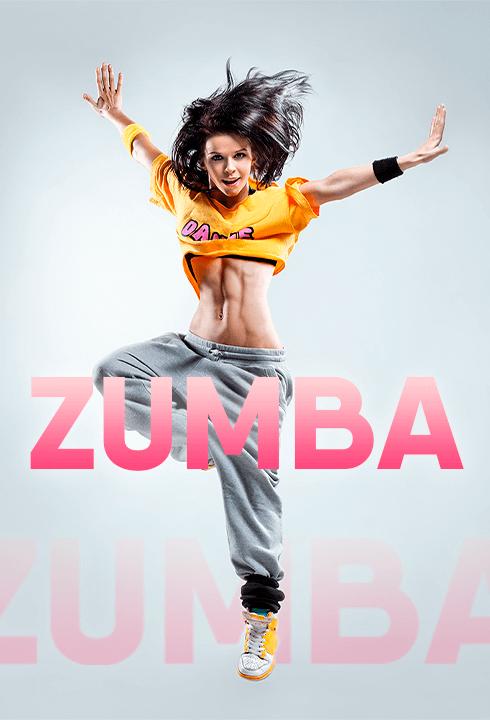 SMM продвижение Zumba Club MZK